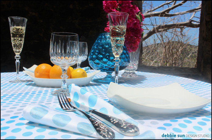 Debbie Sun Design New Tablewear