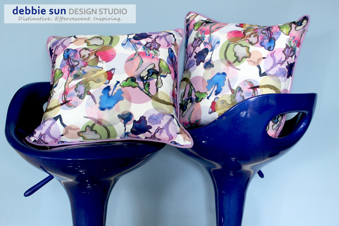 Debbie Sun Design Studio Pillows