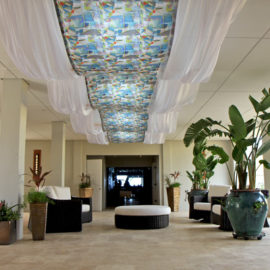 Hotel Caravelle Installation