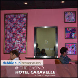 Art @ the Casino, Hotel Caravelle