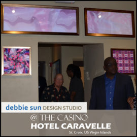 Hotel Caravelle showcases Art @ the Casino