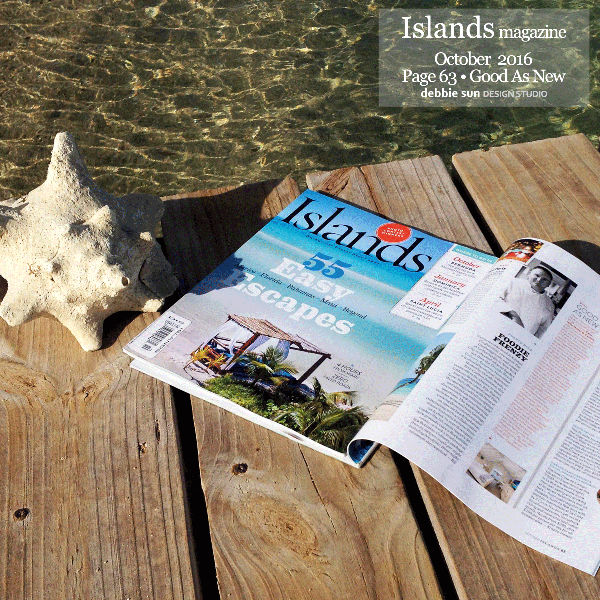 Islands Magazine feature