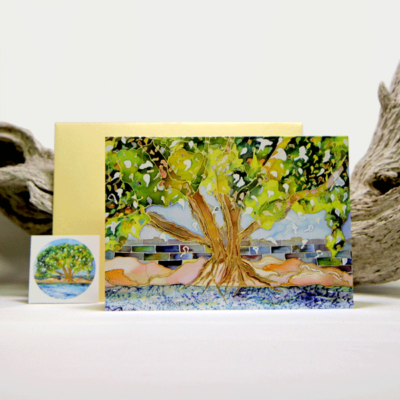 Enduring Tree Note Cards (8)