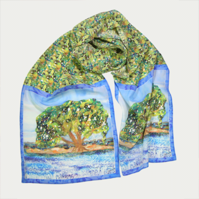 Enduring Tree Scarf